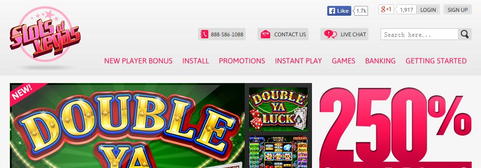 Slots of Vegas Casino Bonuses Codes 1